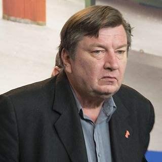 Aki Kaurismäki Finnish film director