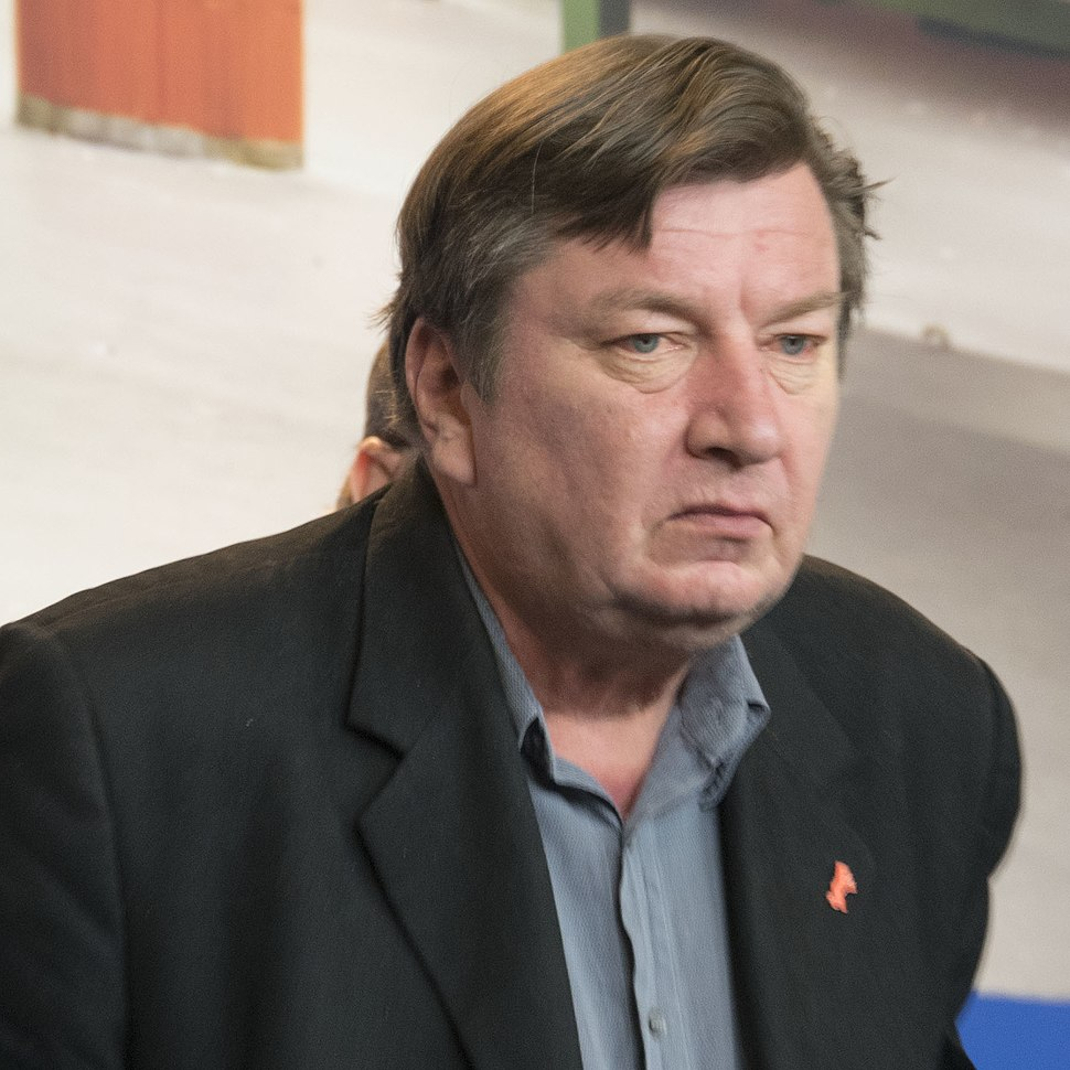 Aki Kaurismäki at Berlinale 2017