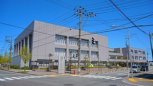Akita city North citizen service center 20190512b.jpg