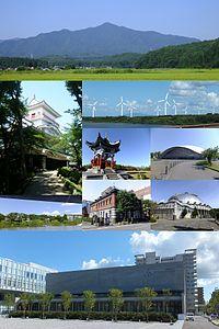 秋田市's relation image