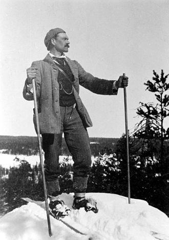 Finno-Ugric peoples - Image: Akseli Gallen Kallela