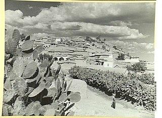 Al-Maghar Village in Ramle, Mandatory Palestine