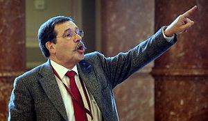 Alain Aspect - Alain Aspect in Budapest, 2013