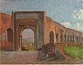 Albert Gottschalk - Porta Furba, Rom.jpg