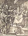 Albrecht Dürer - Christ before Caiaphas (NGA 1943.3.3645).jpg