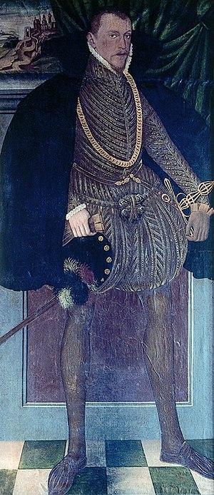 Albrecht VII, Count of Schwarzburg-Rudolstadt - Albrecht VII of Schwarzburg-Rudolstadt