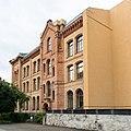 Albrechtstraße 7 (Magdeburg-Altstadt).Gebäude Brandenburger Straße.Ostfassade.ajb.jpg