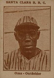 Alejandro Oms Cuban baseball player