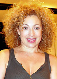 alex kingston wedding