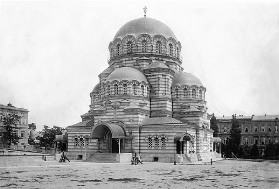 Alexander Nevsky Cathedral, Tbilisi (ტფილისის სამხედრო ტაძარი)