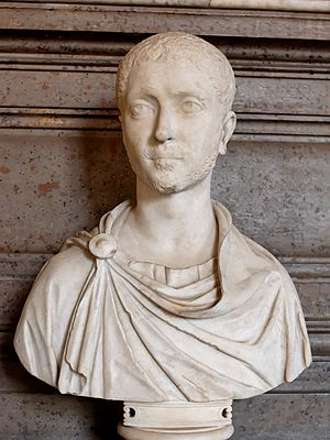 Severus Alexander - Bust of Severus Alexander