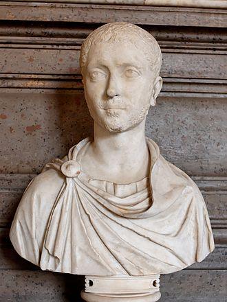 Severus Alexander - Bust of Severus Alexander, Musei Capitolini