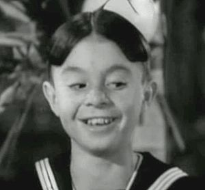 Carl Switzer - Switzer in Our Gang Follies of 1938