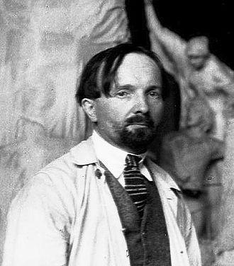 Alfred Laliberté - Image: Alfred Laliberte 1920