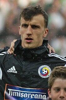 Vlad Chiricheș Romanian footballer