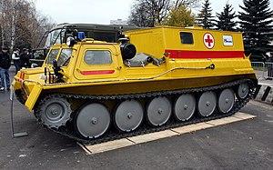 All-terrain vehicle GAZ-34039 -2.jpg