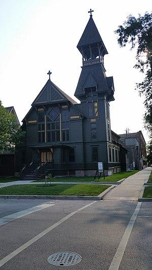 All Saints Episcopal Church (Chicago) - All Saints Episcopal Church