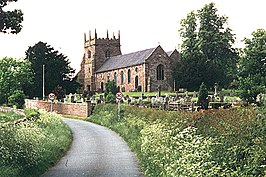 All Saints, Forton, Staffordshire - geograph.org.uk - 1156375.jpg