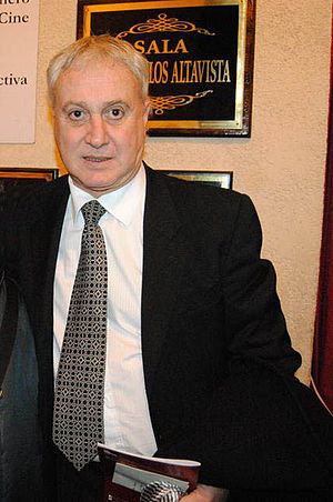Norberto Alonso - Alonso in 2012
