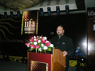 Alston Koch Sri Lankan actor and musician