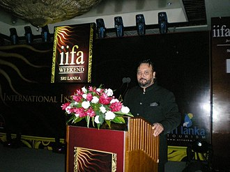 Alston Koch - Koch delivers a speech at 11th IIFA Awards