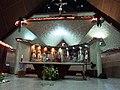Altar da Catedral de São Sebastião, Coronel Fabriciano MG.JPG