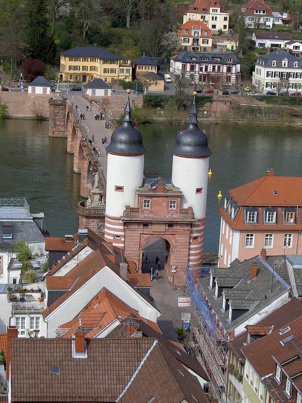 Alte Br%C3%BCcke in Heidelberg