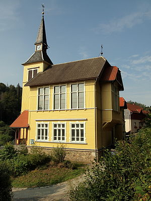 Altenbrak - Church in Altenbrak