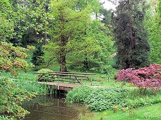 Old Botanical Garden, Kiel - The Old Botanical Garden in Kiel