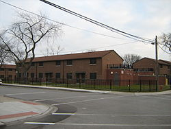 Altgeld Gardens Homes is located in Riverdale.