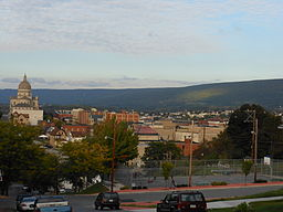 Altoona Downtown from 5th Ward