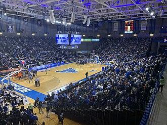 Alumni Arena (University at Buffalo) - Last regular season home game for the Men's Basketball team of the 2019 season, beating Bowling Green State University