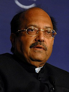 Amar Singh (politician) Indian politician and socialist