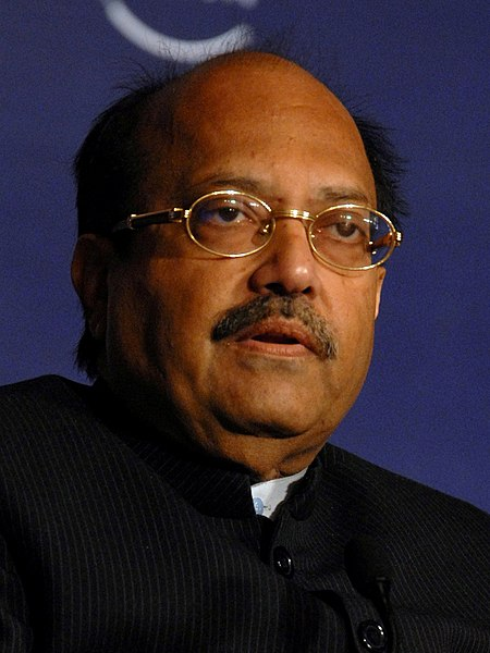 चित्र:Amar Singh at the India Economic Summit 2008 cropped.jpg