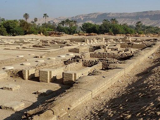 Amarna Nordpalast 05