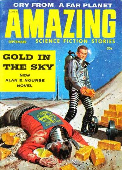 Amazing science fiction stories 195809