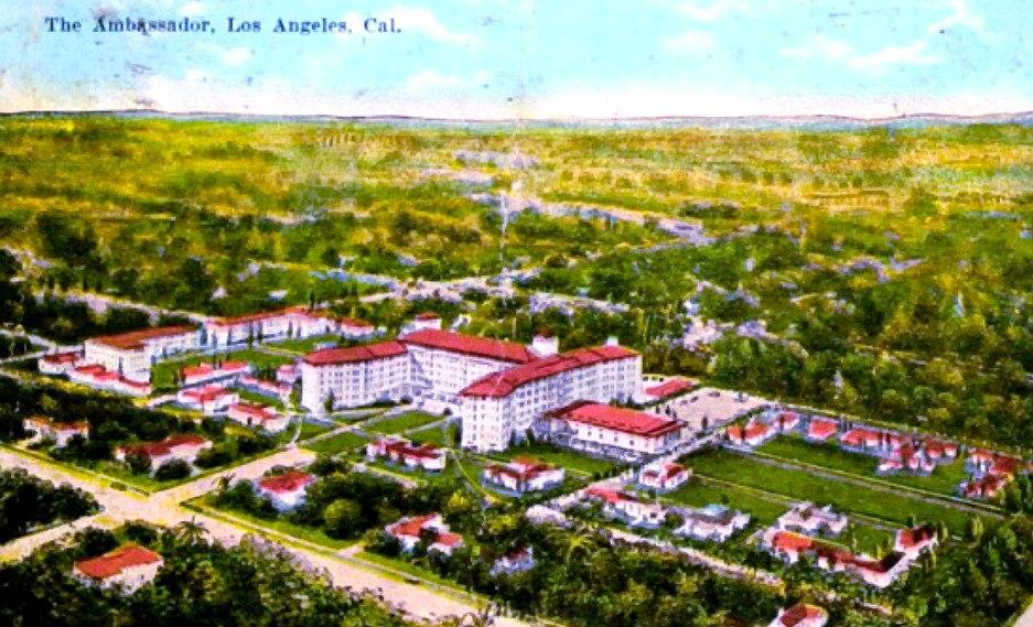 Ambassador Hotel 1921