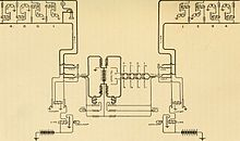 party line (telephony) wikipedia Telephone Cable Wire Diagram 4 circuit diagram, 1905 telephone companies offered party lines