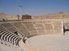 Amphitheatre Palmyra Syria