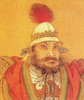 An Lushan Emperor of Yan
