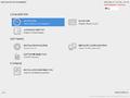 Anaconda installation summary screen in Fedora 19.png