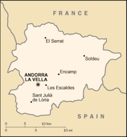 TemplateLocation map Andorradoc Wikipedia