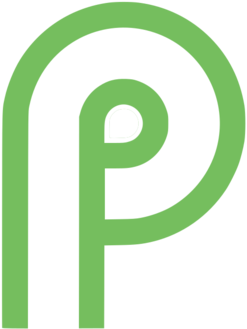 Android P logo.png