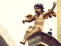 Angel statue in Ptuj.jpg