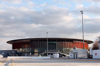 2015 FIVB Volleyball Women's U23 World Championship - Image: Ankara Arena Genel Görünüm