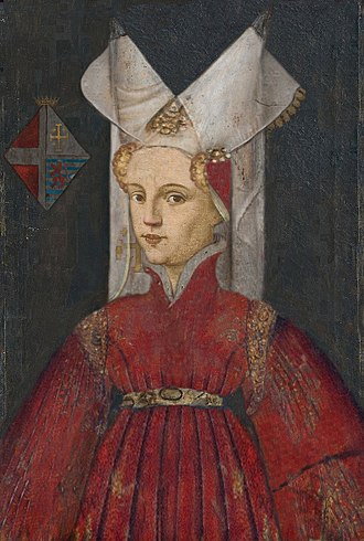 Anne of Cyprus - Image: Anne of Lusignan (Cyprus), duchesse of Savoie