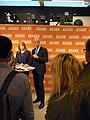 Annie Lööf och Fredrik Reinfeldt, 2013-09-09 02.jpg