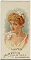 Annie Robe, from World's Beauties, Series 1 (N26) for Allen & Ginter Cigarettes MET DP838115.jpg