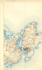 Annisquam River (Massachusetts) map
