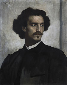 Anselm Feuerbach - Self-Portrait - Google Art Project.jpg